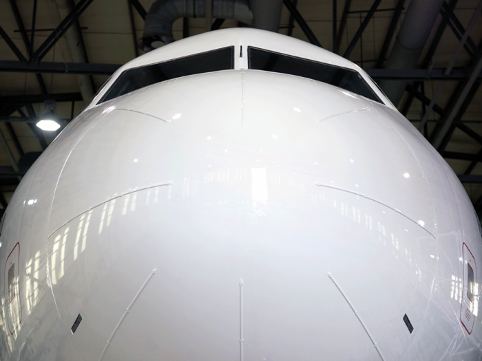 Volotea, Boeing 717, depressurisation