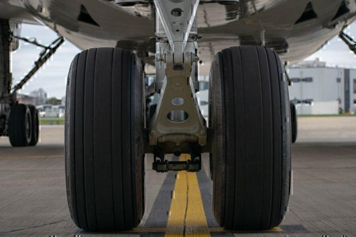 Tire burst