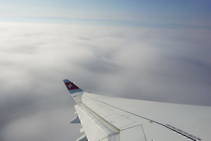 clouds, above the clouds, wingtip
