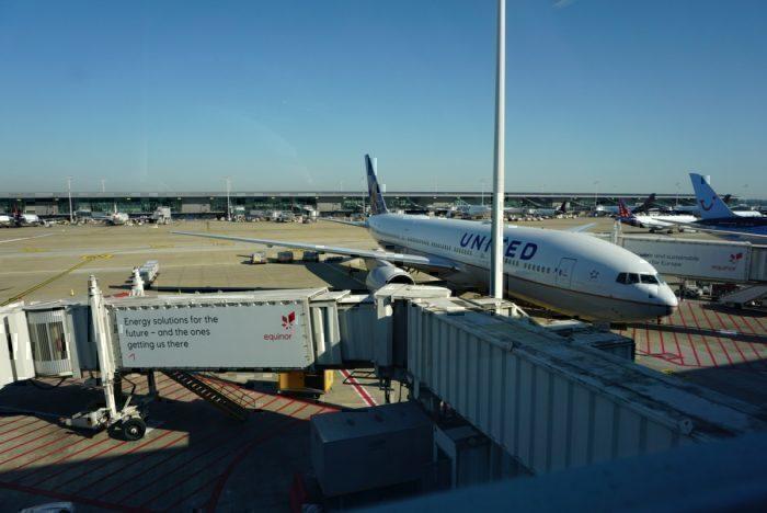 Plane view, 777-2