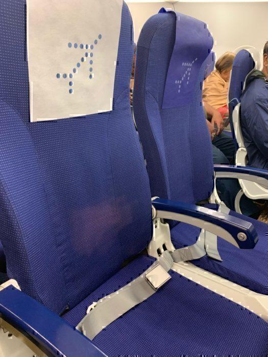 The Indigo Seat