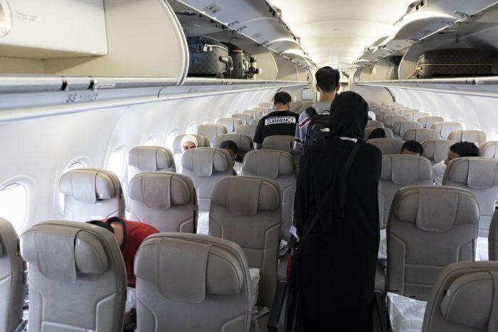 Flight Review: Saudia Economy From Milan To Riyadh – A Fantastic A320 Experience