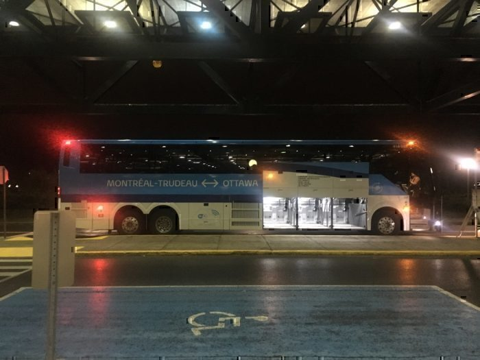 Review: The Bus Journey With A KLM Flight Number