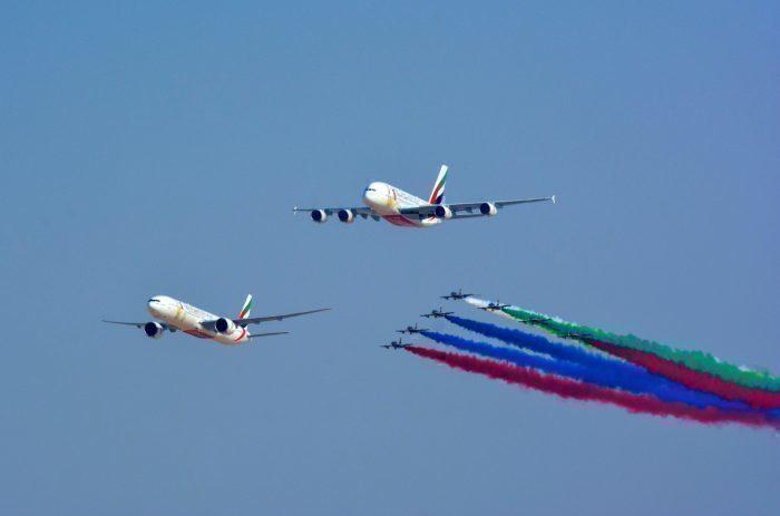 Dubai Airshow, Dubai Air Show, Dubai 2019