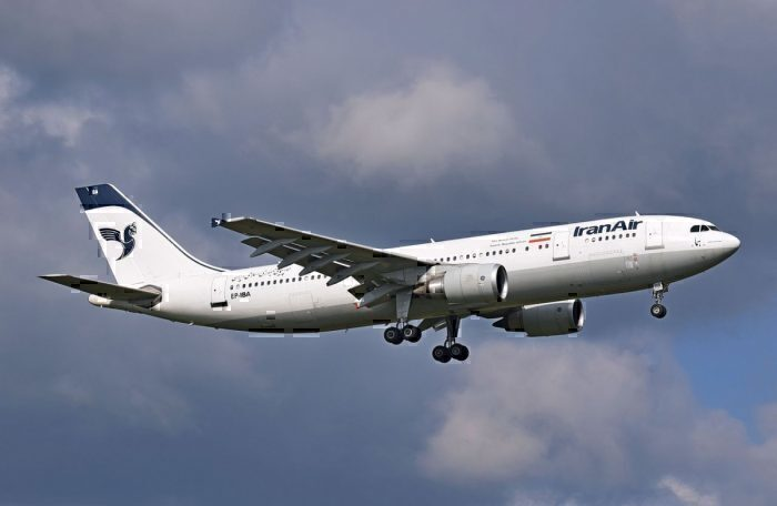 Iran Air A300