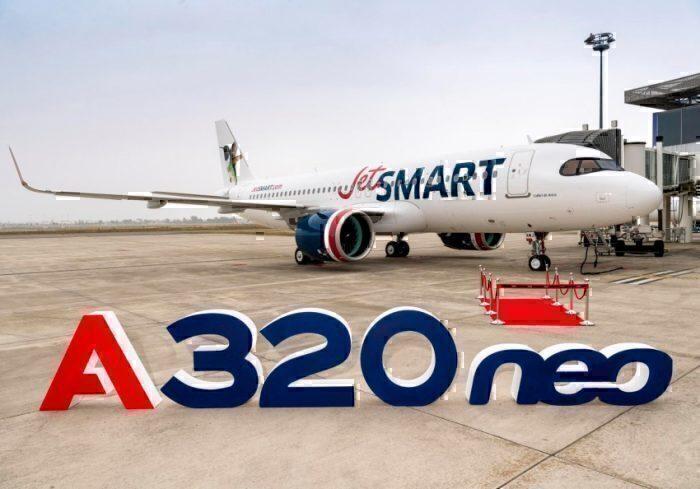JetSmart A320neo