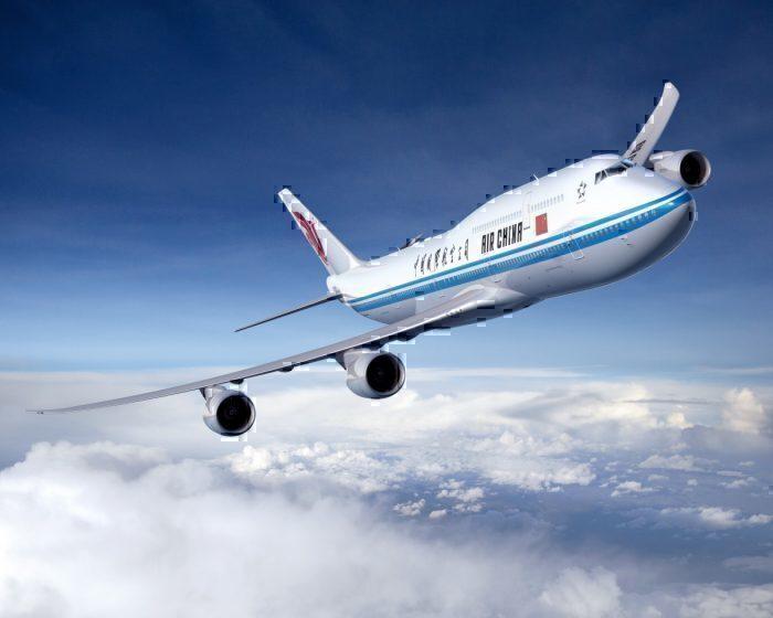 Boeing 747-8, Lufthansa, Air China, Korean Air