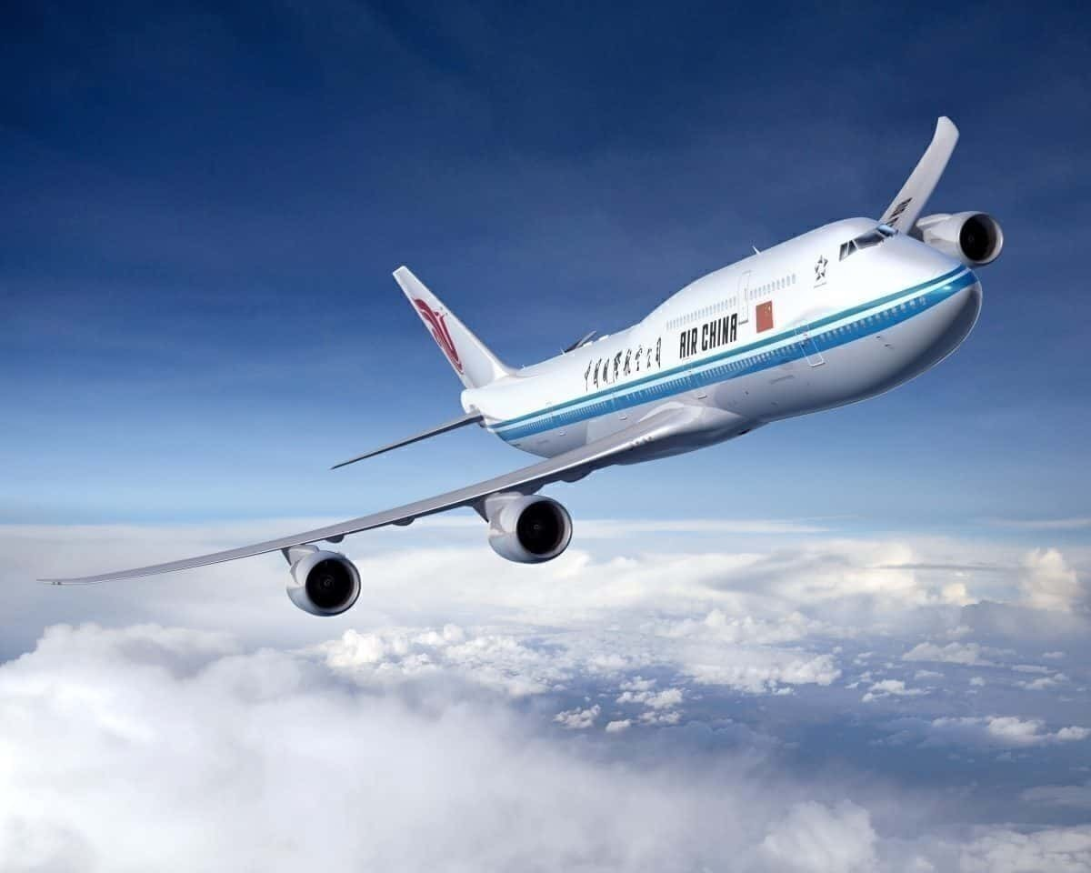 Boeing 747-8, Lufthansa, Air China, Korean Air