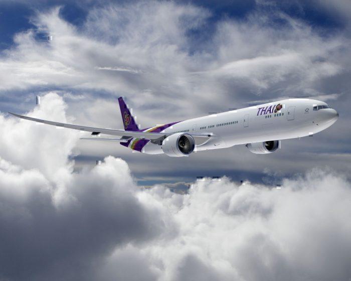 Thai Airways, Engine Failure, Boeing 777