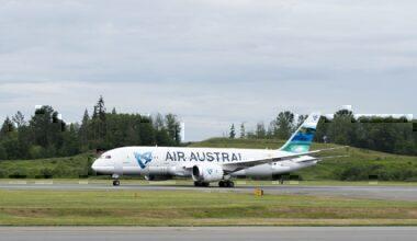 Air Austral 787