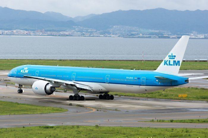 KLM Royal Dutch Airlines, B777-300