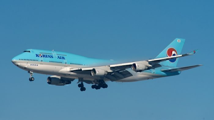 Korean Air's Boeing 747-400 Gets A Stay Of Retirement