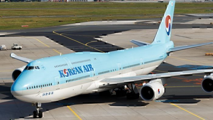 Korean Air, Boeing 747, Retirement