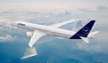 Lufthansa 777X