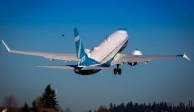 Boeing 737 MAX CEO Chairman reshuffle