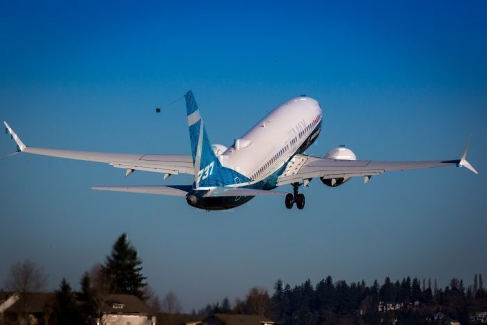 Boeing 737 MAX CEO Chairman reshuffle