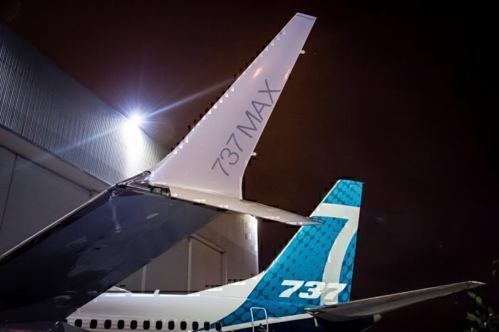Boeing 737 MAX, Test Flight, Progress Update