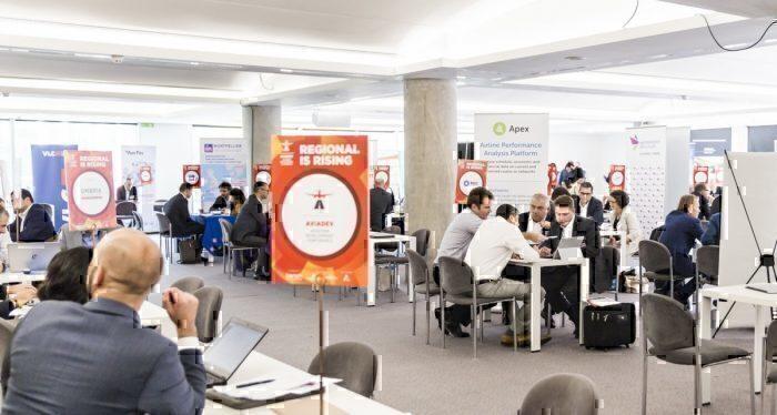 Meetings in full swing at AviaDev