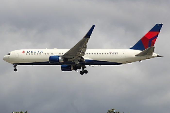 Delta Boston to Paris
