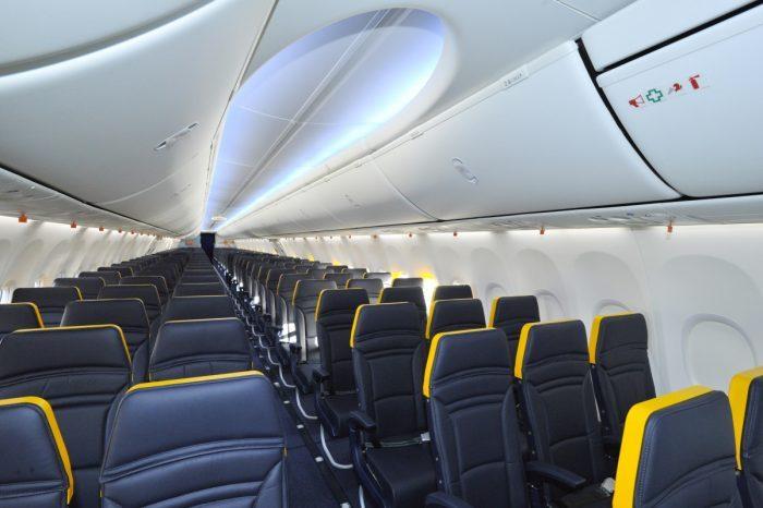 Ryanair, British Airways, Economy