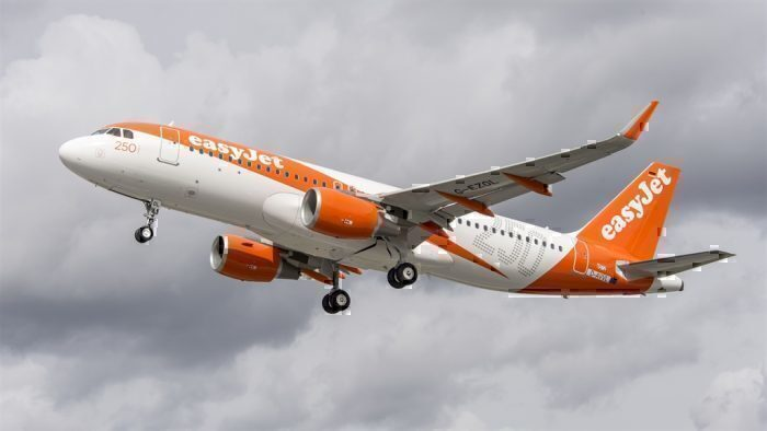 Easyjet is the largest operator of the A320