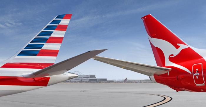 American Qantas Partnership