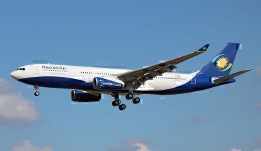 RwandAir Airbus A330-243