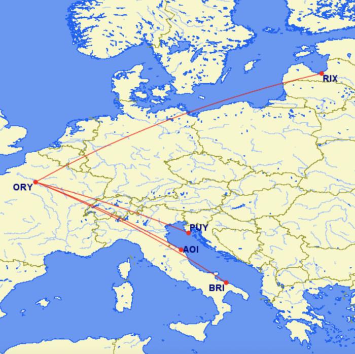 Transavia Orly Expansion