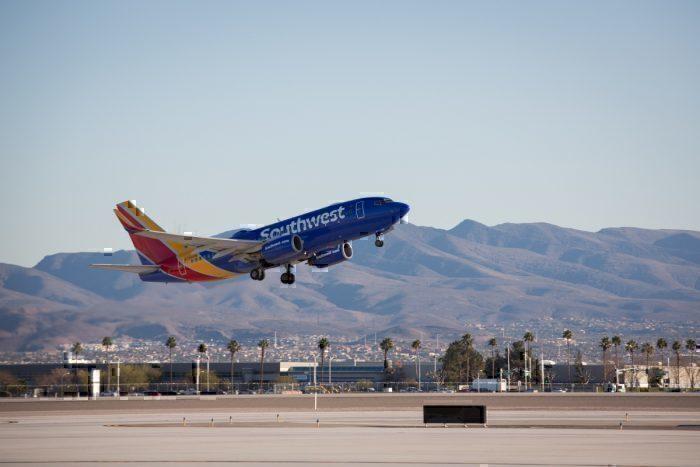 Southwest 737