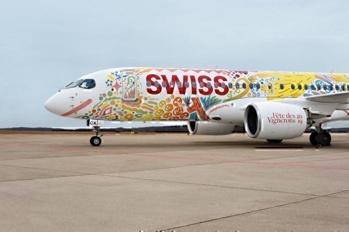 SWISS, Airbus A220 Fleet, Grounded