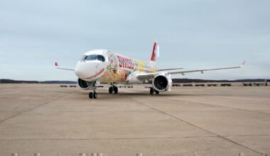 Swiss, Airbus A220 Fleet, Airbus A220 Grounded
