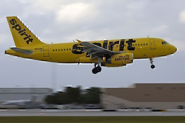 Airbus-A319-Spirit-Airlines