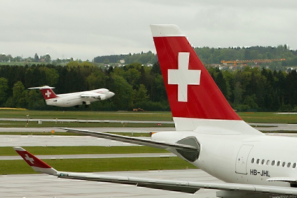 Swiss Airbus A330 Suffers Gear Retraction Failure At Montreal