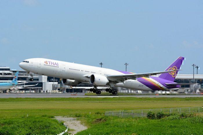 Thai Airways, Boeing 777