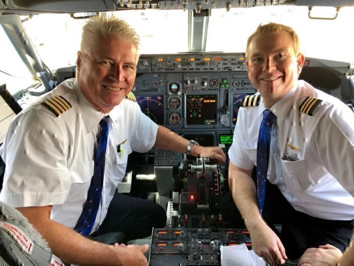 United is worried about pilot shortages