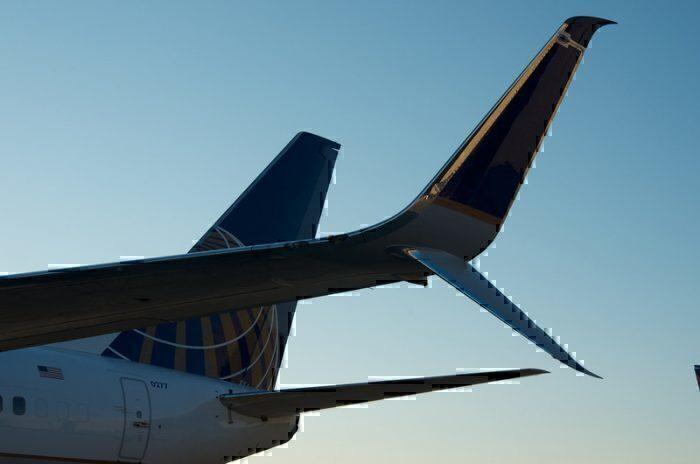 SSW on United 737