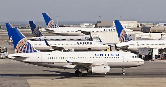 United at San Francisco International Airport