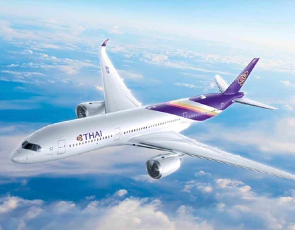 Thai Airways Transfers 6 Routes To Low-Cost Subsidiary