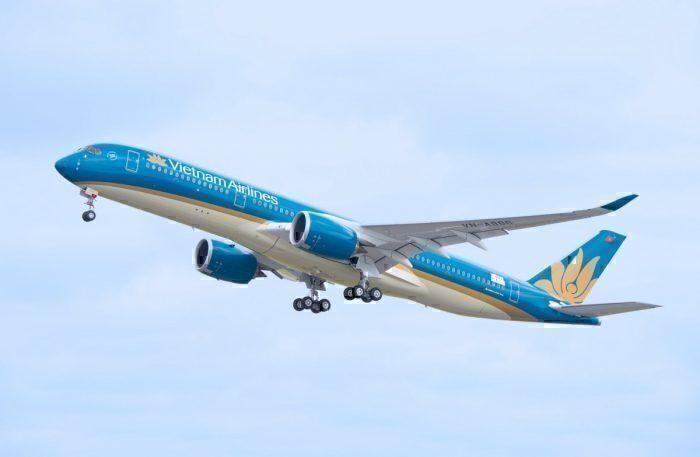 Vietnam Airlines A350 Airbus