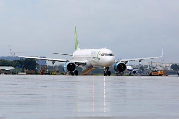 Bamboo Airways Airbus