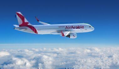 Air Arabia, Airbus, Dubai Airshow
