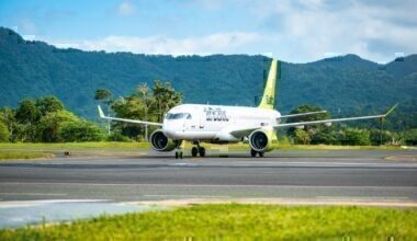 airBaltic Asia tour