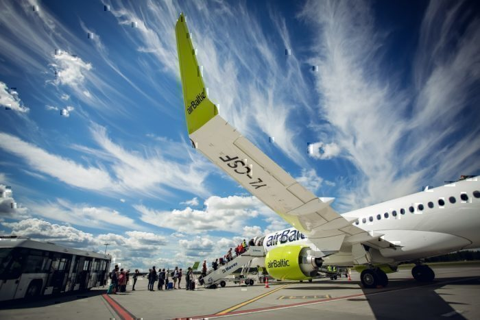 airbaltic, frequent flyer, VIP level