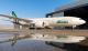Alitalia jet on taxiway