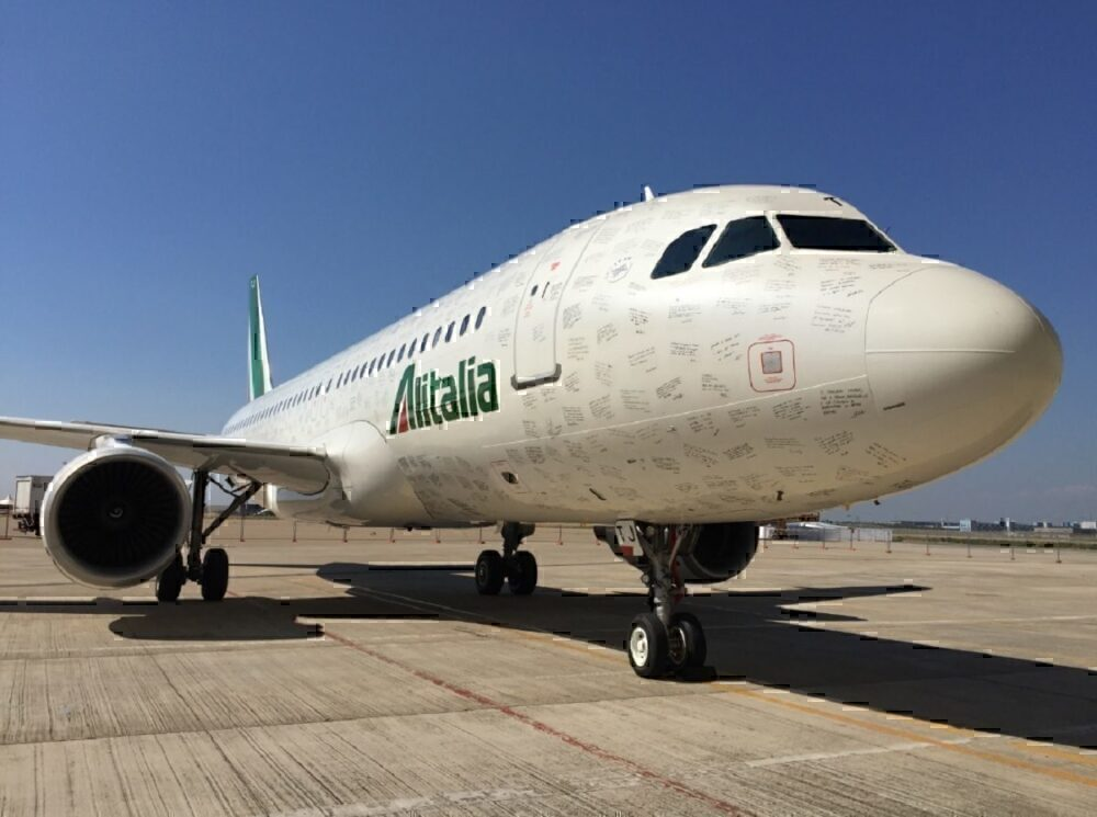 Alitalia A320