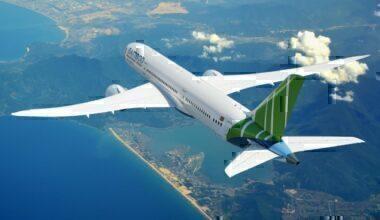 Bamboo Airways Boeing 787