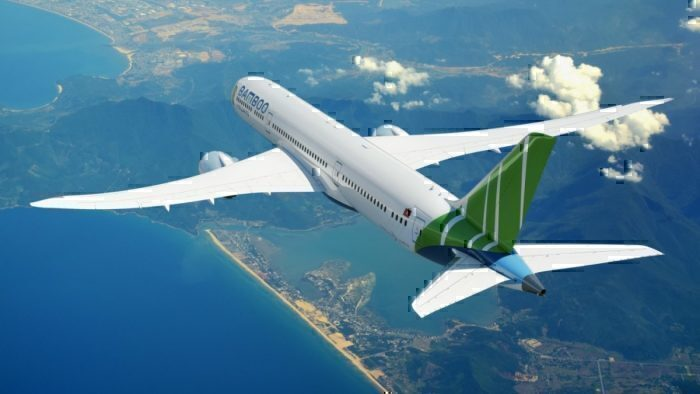 Bamboo Airways Boeing 787