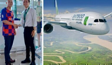 Bamboo Airways, Medical Emergency, Doctor