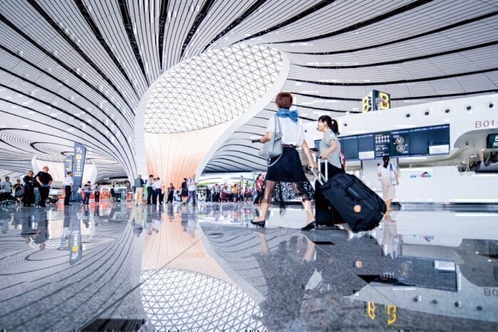 British Airways Becomes First International Airline At Beijing Daxing