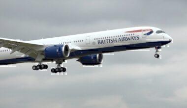 British Airways, Baggage Carts, Automation